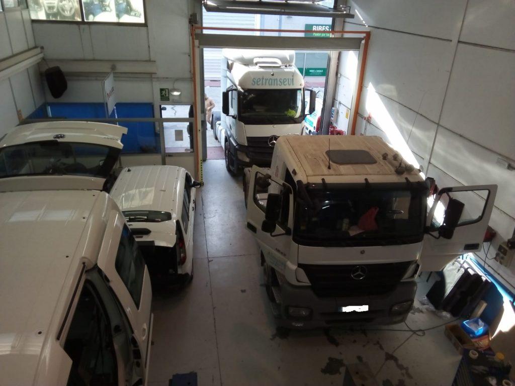 Camiones Doble mando